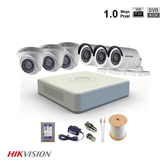 trọn bộ hikvision